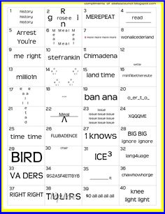 Akela's Council Cub Scout Leader Training: Blue & Gold Printable Rebus Word Puzzle PreOpener for the Blue and Gold Cub Scout Banquet - Printable Party Game Brain Teaser
