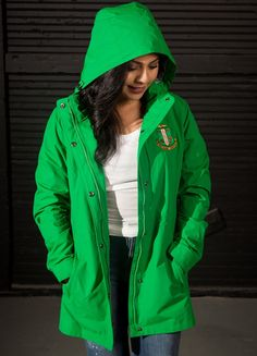 Fashionably Greek is the Ivy League of custom Greek apparel. Fashionably Greek offers Greek paraphernalia that can be worn for any occasion. We are authorized vendors for Alpha Kappa Alpha, Delta Sigma Theta, and Zeta Phi Beta Sorority Inc. Aka Sorority Gifts, Alpha Kappa Alpha Sorority, Zeta Phi Beta, Sorority Life, Sorority Row, Sorority Fashion, Sorority Outfits, Alpha Kappa Alpha Paraphernalia, Greek Paraphernalia