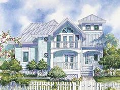 Home Plans HOMEPW08981 - 1,876 Square Feet, 3 Bedroom 3 Bathroom Mediterranean Home with