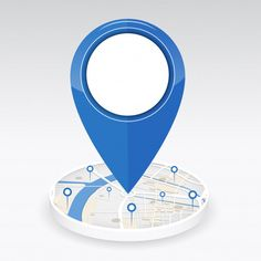 Gps icon on center of the city map with pin location , Biodata Format Download, Whatsapp Png, Location Pin, Business Cartoons, Map Icons, Black Phone Wallpaper, Miniature Photography, Gps Map, City Icon