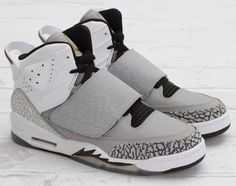Jordan Son of Mars GS – Matte Silver/Metallic Gold | Available Now