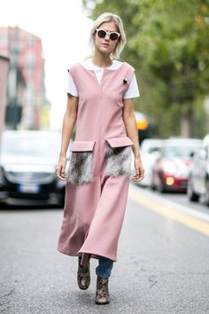 Pin for Later: All the Best Street Style From Milan Fashion Week Milan Fashion Week, Day 5 Linda Tol.