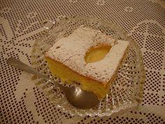 ΜΑΓΕΙΡΙΚΗ ΚΑΙ ΣΥΝΤΑΓΕΣ: Κέικ με κρέμα τέλειοοοοοοοο !!!!! Greek Sweets, Greek Desserts, Greek Recipes, Cyprus Food, Confectionery, Food Design, Cake Pops, Cake Toppers, Caramel