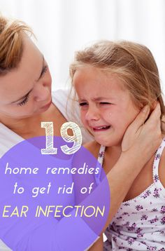 You can follow some effective home remedies by which you can get rid from an ear infection easily