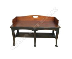 Please contacts us for asking detail about ANTIQUE VICTORIAN AMERICAN TABLE BENCH
