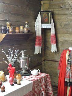 Экспозиция «В крестьянской избе» - Александров - История - Каталог статей - Любовь безусловная