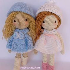 Have a wonderful night! #crochet #crochetdoll #crochetart #crochetaddict #amigurumidoll #amigurumi #isabellekessedjian #mycrochetdoll #ganchillo #etsy #cute #toys #presents #knitting#toystagram