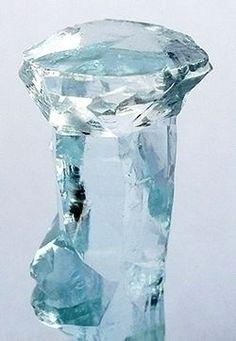Crystal Clear Aquamarine