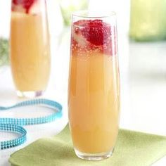 Fruited Punch Recipe I've been making this for more years than I care to say, and I think this is the best punch ever. —Marlene Meimann, Queensbury, New York Fruit Drinks, Smoothie Drinks, Party Drinks, Smoothies, Beverages, Alcoholic Punch Recipes, Non Alcoholic Drinks, Cocktails, Drink Recipes