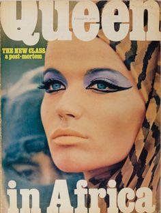 Veruschka, Queen Magazine