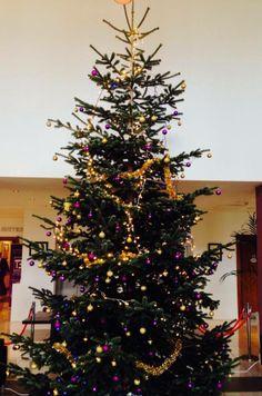 Festive spirit at #RadissonBlu Hotel #Dublin Airport  http://www.radissonblu.ie/hotel-dublinairport