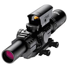 Burris Mtac 1-4X24 Scope with Fastfire 200437-Ff