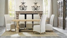 The Dump Furniture MADISON SQUARE DINING TABLE Dining Room Pinterest
