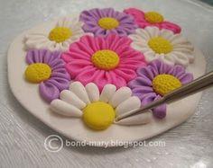 Featured Creativity #2 Polymer Clay Pendant Tutorial - Creative Mind Khadija