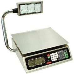 TOR REY L-PC 40LT 40 Pound Digital Price Computing Scale, Legal for Trade by Tor Rey. $259.00. Expedites customer service with capability to save prices. NTEP Approved. Comes with rechargeable battery. Easy-to-Read display. PC communication capabilities. TOR REY L-PC 40LT 40 Pound Digital Price Computing Scale, Legal for Trade