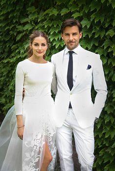 Setzt auch bei ihrer Hochzeit mit Johannes Huebl Trends: Olivia Palermo.