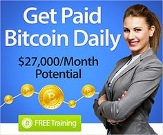 This free system will not only educate you on Bitcoin, but also earn you Bitcoin and turn it into Cash as well.