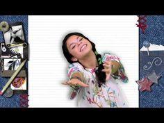Modelo de abertura de VLOG teen. (Encomende a sua!) - YouTube