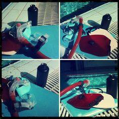 Swim training Natação treino