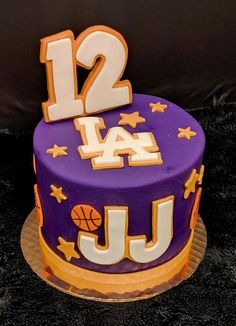Boy Cakes, Cakes For Boys, 12th Birthday Cake, Desserts, Food, Tailgate Desserts, Deserts, Eten, Postres