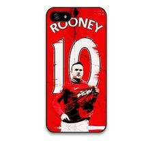 Wayne Rooney iPhone Cases & Samsung Galaxy Case Manchester United #10