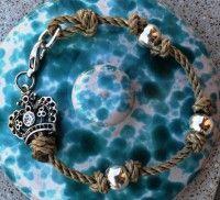 La regina del mare, color argento