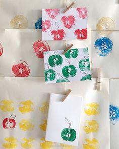 schaeresteipapier: Apfel, Apfel...mit dir wird gedruckt!