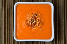 cannellini bean & roasted red pepper dip