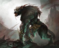 werewolf pictures | Grace Liu's Practice Blog