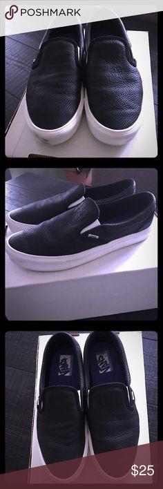 Men's slip on Vans Vans slip on shoes Vans Shoes Athletic Shoes