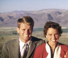 United States Attorney General Mr~~Robert Francis Kennedy (November 20, 1925 – June 6, 1968), His wife Mrs Ethel Skakel Kennedy (born April 11, 1928) is an American socialite. Robert and Ethel became engaged in February 1950, and were married on June 17, 1950, The couple eventually had eleven children, the last of whom( was born after Senator Kennedy was assassinated (Rory Kennedy born six months after her father was assassinated) .❤❤❤❤❤❤❤