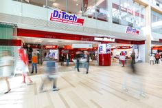 DiTech-Insolvenz: Amstettner Filiale vor Schließung  Mehr unter >>> http://a24.me/1gW2WSV