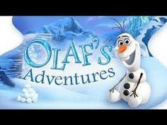 Frozen Games Online For kids Adventure Of Olaf Frozen Pelicula Completa