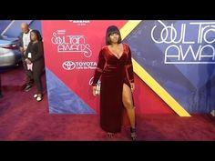 Remy Ma 2016 Soul Train Awards Red Carpet