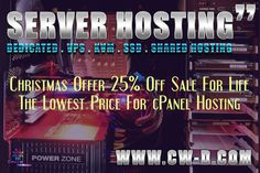 The Lowest Price For #Cpanel #Hosting #Creative #Web #Design WEB #SOLUTIONS & #SEO  تصميم مواقع مصر https://www.cw-d.com