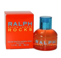 Ralph Rocks by Ralph Lauren for Women, Eau De Toilette Natural Spray, 1.7 Ounce by Ralph Lauren. $46.00. This item is not for sale in Catalina Island. Packaging for this product may vary from that shown in the image above. There's a new vibe in fragrance: Ralph Rocks Rebellious, independent, free spirited.