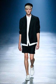 The SISE Spring/Summer 2013 Collection Embraces Modern Minimalism #coachella #mensfashion trendhunter.com