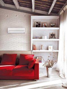 Aire acondicionado en salón