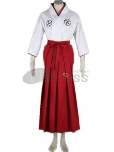 Bleach Cosplay / The Death Mao Mortis Girls Cosplay Costume Outfit / http://www.thdress.com/The-Death-Mao-Mortis-Girls-Cosplay-Costume-Outfit-p1887.html