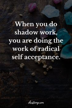 Shadow Work: What it is, why it matters, and how to do it.