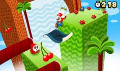 Super Mario 3D Land 2: Mario Madness by mudron, via Flickr
