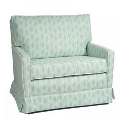 Little Castle Mesa Chair Half Glider Bench New Living Room