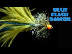 Blue Flash Damsel ~ Blues and 2's ~ AndyPandy - YouTube