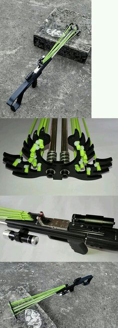 Basic Horton Crossbows When it comes to crossbows, Horton Fury arrows is a name that is familiar to most hunters. Diy Slingshot, Slingshot Fishing, Wilderness Survival, Survival Gear, Apocalypse Survival, Diy Crossbow, Crossbow Arrows, Hunting Catapult, Sling Bow