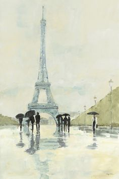Avery Tillmon - April in Paris - Wall Mural & Photo Wallpaper - Photowall