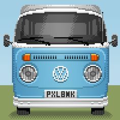 This is my Dad's old VW Camper. Many a summer was spent in this badboy!