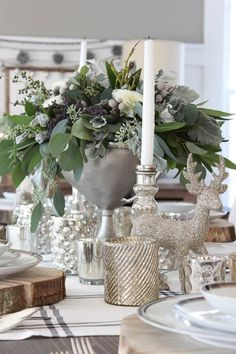 Christmas Home Tour   Holiday Housewalk 2015   Rooms FOR Rent Blog