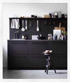 1,026 vind-ik-leuks, 13 reacties - Pella Hedeby (@pellahedeby) op Instagram: 'My latest work for Livet Hemma @ikeasverige on the blog. #kungsbacka #kitchen #mystyling #ikea…'