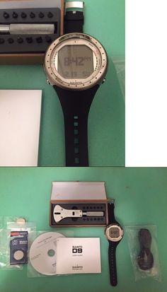 035fd436c Dive Computers 50882: Suunto D9 Rubber Strap Dive Computer Wrist Unit With  Usb ->