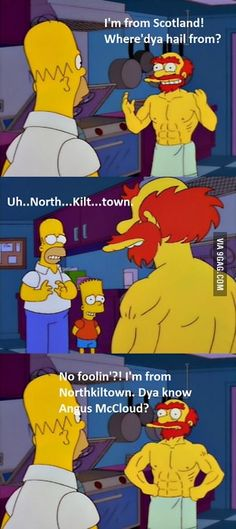 Best of Groundskeeper Willie - Imgur  All of these! Some are scarily accurate!